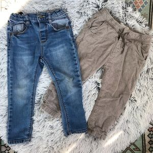 Zara | Baby Boy Pants Bundle